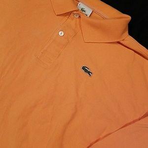 LACOSTE  8 long sleeve Polo
